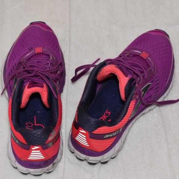 Brooks Small Running Runs ShoesGhost Poshmark 9 ZiPuXTOk